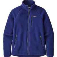 Patagonia Retro Pile Fleece Jacket Cobalt Blue
