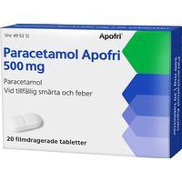 paracetamol apofri alvedon