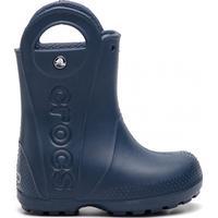 Crocs Kid's Handle It Rain Boot Navy