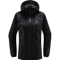Haglöfs L.I.M Jacket Women True Black