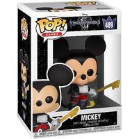 Funko Pop Games Kingdom Hearts 3 Mickey Mouse Vinyl Figure