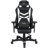 Clutch Chairz Shift Series Charlie Gaming Chair BlackWhite