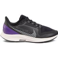 Nike Air Zoom Pegasus 36 Shield W BlackDesert SandVoltage PurpleSilver