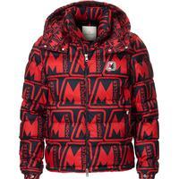 Moncler Frioland Down Jacket Red