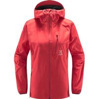Haglöfs L.I.M Jacket Women Hibiscus Red