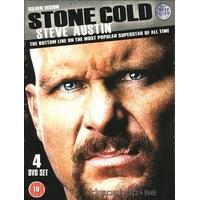 WWE - Stone Cold Steve Austin (4-disc)