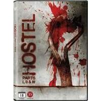 Hostel 1-3: Box (DVD 2012)