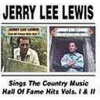 Lewis Jerry Lee - Sings The Country Music Hall Of Fame Vol 1 & 2