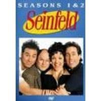 Seinfeld: Säsong 1 & 2 (DVD 1991)