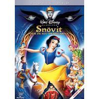 Snövit och de sju dvärgarna: S.E (DVD 1937)