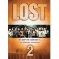 Lost Säsong 2 (DVD)