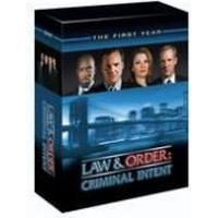 Law & Order Criminal Intent Säsong 1 (DVD)
