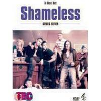 Shameless - Series 11 - Complete (DVD)