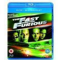 Fast And The Furious (2001 - (Blu-ray + Uv Copy (Blu-Ray)