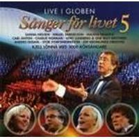Various 5 - Sånger För Livet 5 Live I Globen