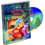 Nalle puh filmer Filmer Winnie the Pooh: A Very Merry Pooh Year [DVD]