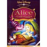 Alice i underlandet blu ray Filmer Alice i Underlandet (Disney) - Special Edition