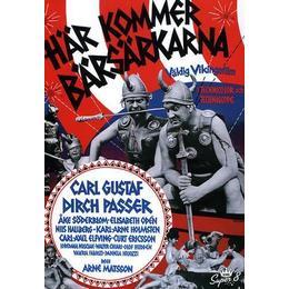 Här Kommer Bärsärkarna (DVD)