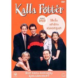 Kalla Fötter Säsong 2 (DVD)