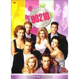 Beverly Hills 90210 Säsong 3 (DVD)
