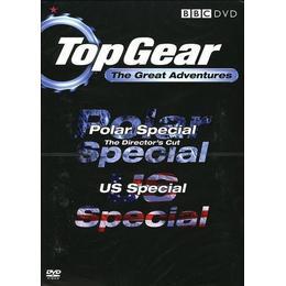Top Gear: Great adventures (2-disc)
