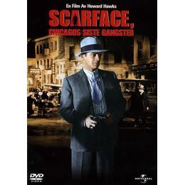 Scarface - Chicagos siste gangster (DVD)