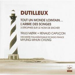 Dutilleux : Concertos