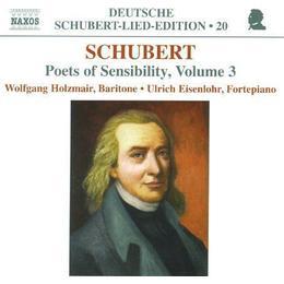 Schubert - Sånger Vol 20