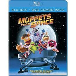 Mupparna: I rymden (Blu-Ray 2012)