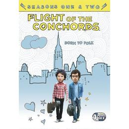 Flight Of The Conchords - Complete Hbo First And Second Seas (DVD)