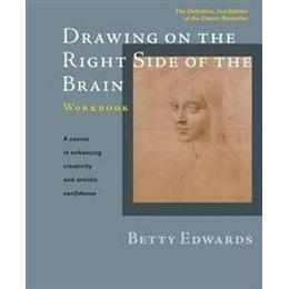 Drawing on the Right Side of the Brain Workbook: The Definitive, Updated 2nd Edition (Häftad, 2012)