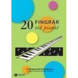 20 fingrar vid pianot (Häftad, 2006)