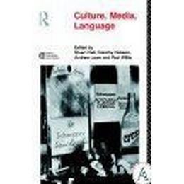 Culture, Media, Language (Häftad, 1980)
