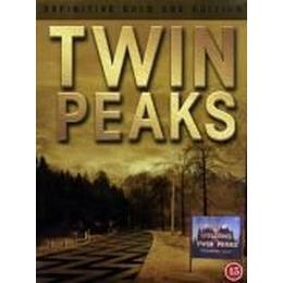 Twin Peaks: Definitive Gold collection (DVD 2007)