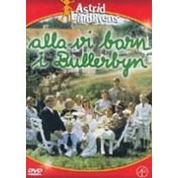 Alla vi barn i Bullerbyn (DVD 1986)