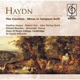 Willcocks/king's College Choir - Haydn Joseph