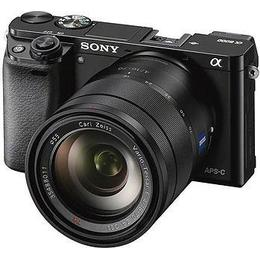 Sony Alpha 6000 + E 16-70mm F4 ZA OSS