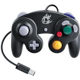 Nintendo GameCube Controller - Super Smash Bros Edition - Black