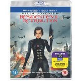 Resident Evil - Retribution (3dblu-ray (DVD)