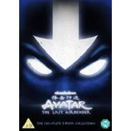 Avatar - The Last Airbender The Complete Collection (DVD)