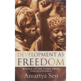 Development as freedom (Pocket, 2001)