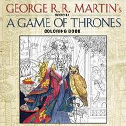 The Official a Game of Thrones Coloring Book: An Adult Coloring Book (Häftad, 2015)