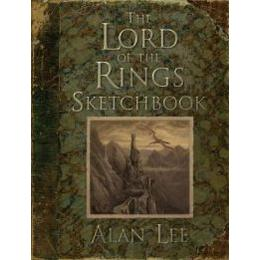 The Lord of the Rings Sketchbook (Inbunden, 2005)