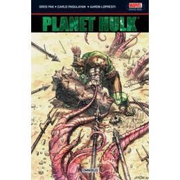 Planet Hulk Omnibus (Häftad, 2007)