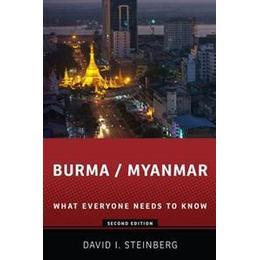 Burma / Myanmar (Pocket, 2013)