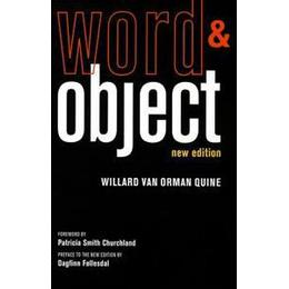Word and Object (Häftad, 2013)