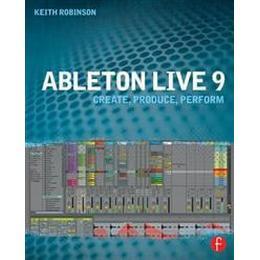 Ableton Live 9 (Häftad, 2013)
