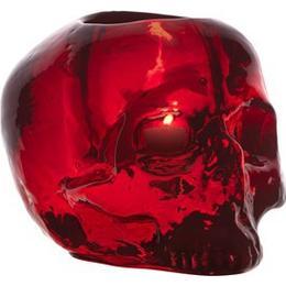 Kosta Boda Still Life Skull 11.5cm Värmeljuslykta