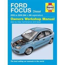 Ford Focus Diesel Service and Repair Manual (Häftad, 2015)