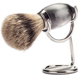 Benjamin Barber Imperial 2-part Shaving Set Dark Chrome